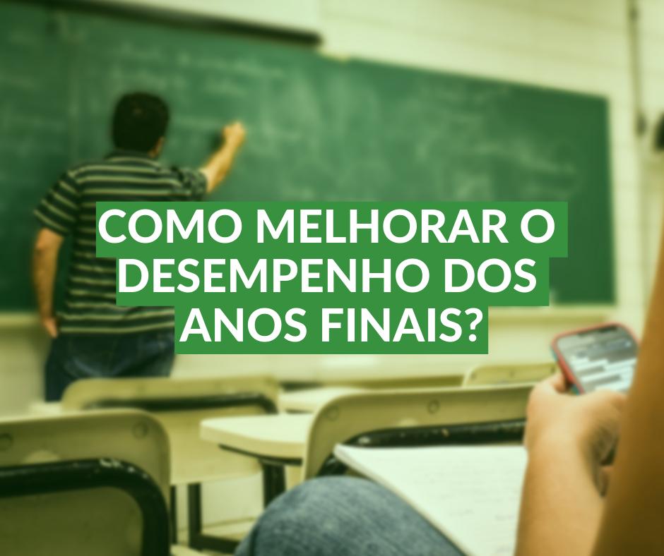 Os Anos Finais nas capitais brasileiras