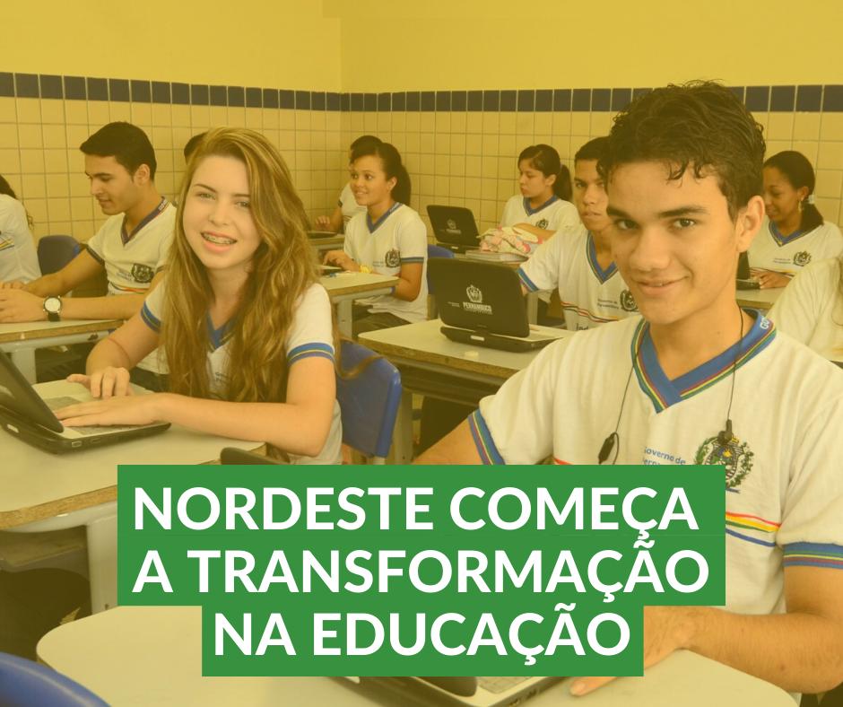 Nordeste arretado: O melhor efeito escola